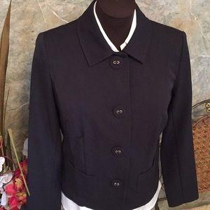 JM collection 🌹black suit jacket coat blazer.
